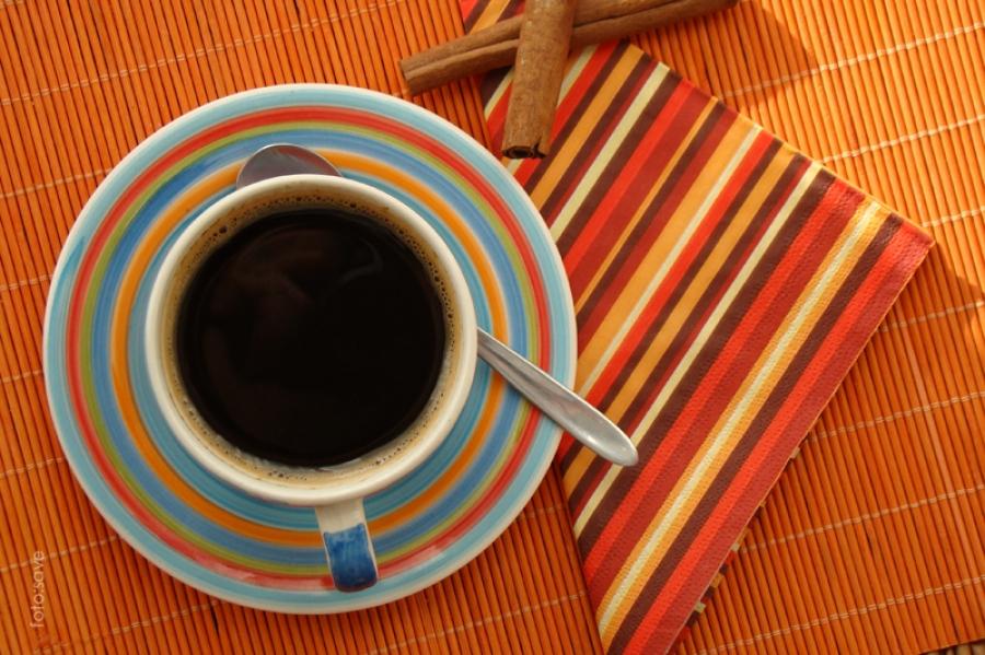 Kawa po meksykańsku z cynamonem
