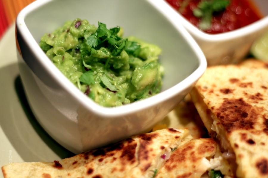 Autentyczne meksykańskie guacamole