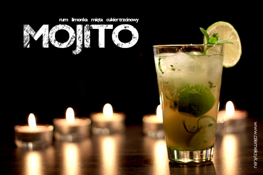 Mojito - kubański smak