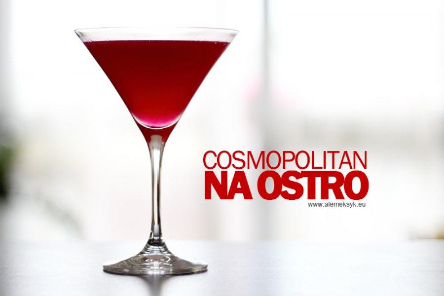Cosmopolitan na ostro