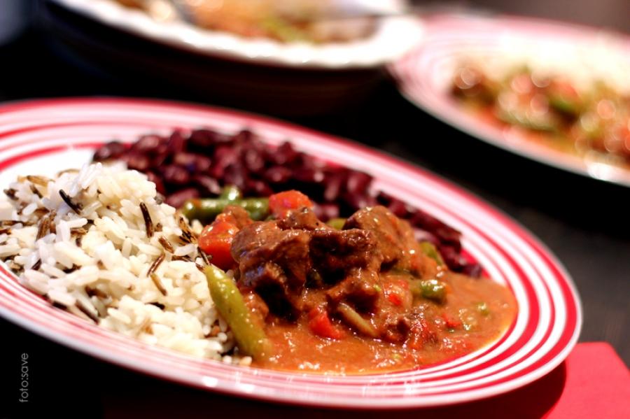 Wołowina po meksykańsku z regionu Michoacán