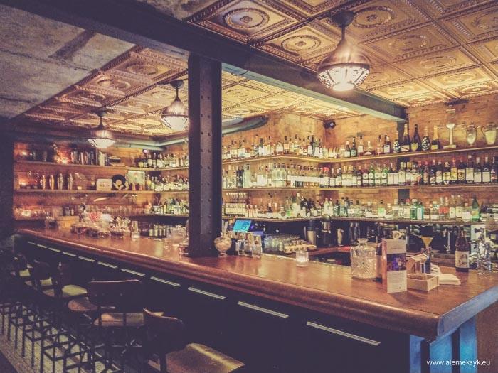6 Klimatycznych Cocktail Barów W Warszawie Czyli Gdzie