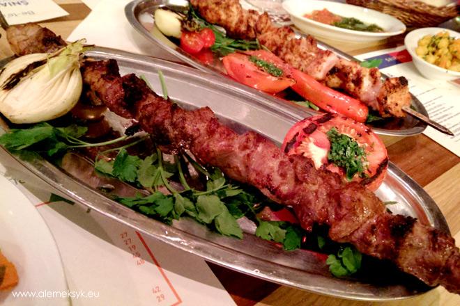 Shipudei Berek Czyli Kuchnia Izraelska W Warszawie Blog Ale Meksyk