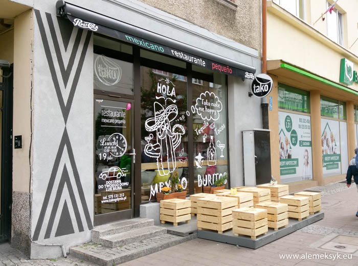 Restauracja Tako W Gdyni Całkiem Niezły Meksyk Blog Ale