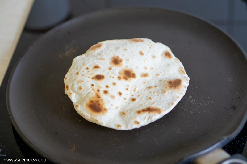 tortilla pszenna bez smalcu 11