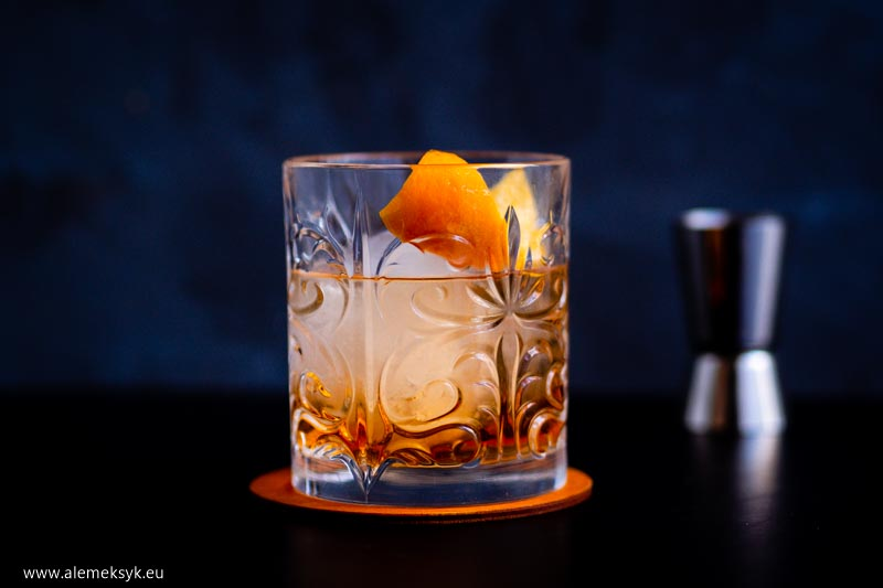 old fashioned tequila 1
