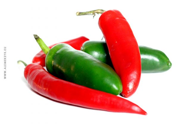Najpopularniejsze i najczęściej używane papryczki w kuchni meksykańskiej
