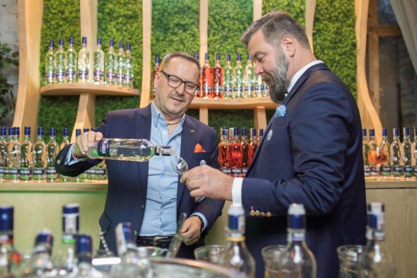 Finlandia® Vodka na Festiwalu Wódki i Zakąski w Warszawie