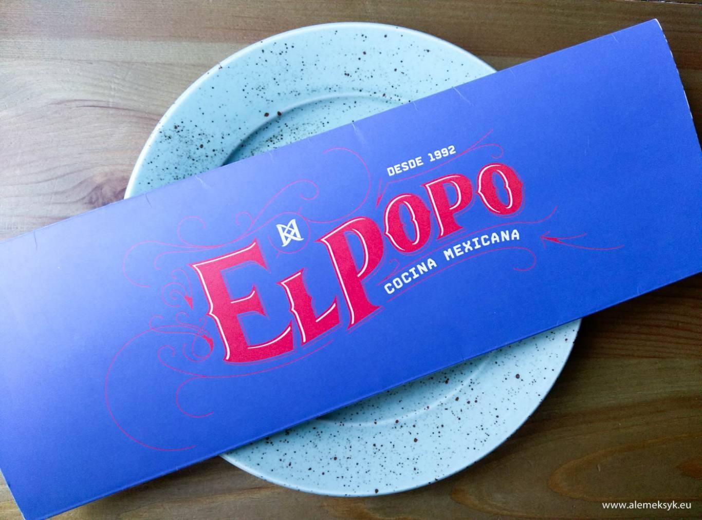 Restauracja El Popo Jak Wino Im Starsza Tym Lepsza Blog Ale Meksyk