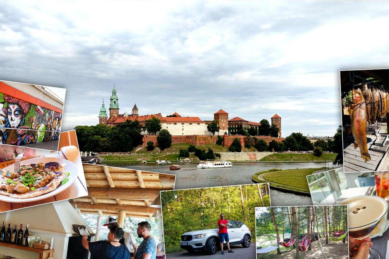 Małopolskie perełki - czyli co zobaczyć i gdzie zjeść w Krakowie i okolicach