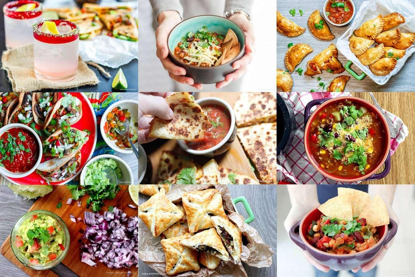12 Pomysłów Na Meksykańską Imprezę Przekąski I Drinki Idealne Na