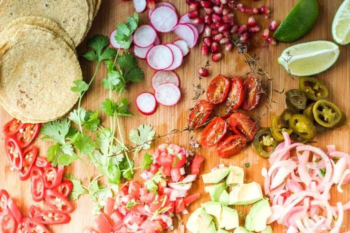 Jak i czym podkręcić meksykańskie dania aby smakowały i wyglądały jeszcze lepiej?