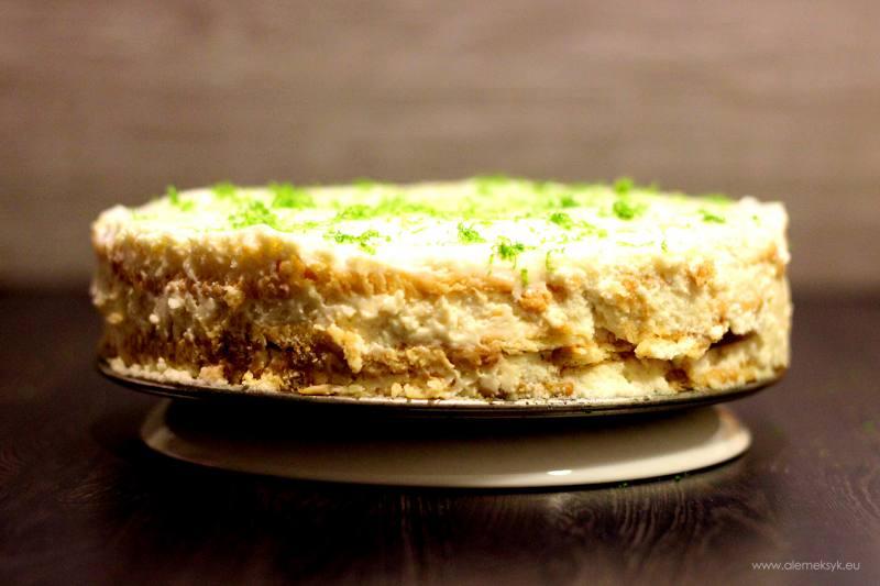 Meksykańskie Ciasto Limonkowe Ala Sernik Na Zimno Blog