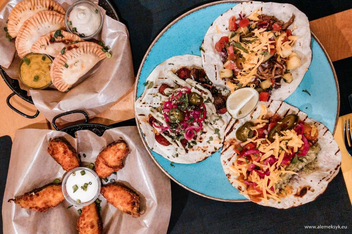 Rico Warszawska Restauracja W Stylu Tex Mex Blog Ale Meksyk