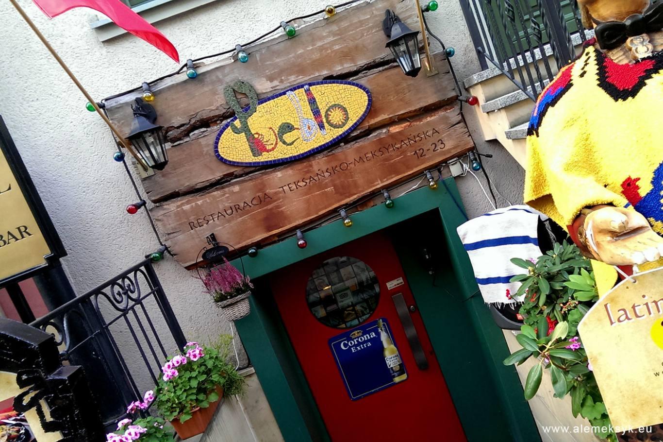 Restauracja El Pueblo W Gdańsku Niestety Wiele Do Poprawy