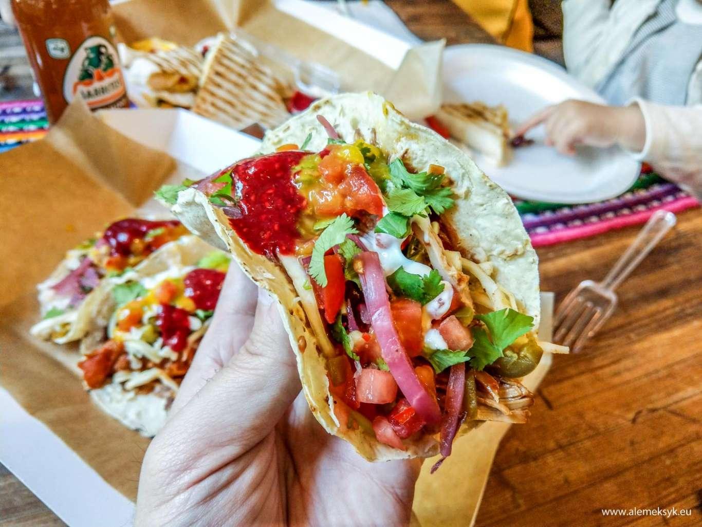 Niezły Meksyk - porządna i smaczna kuchnia meksykańska w Poznaniu