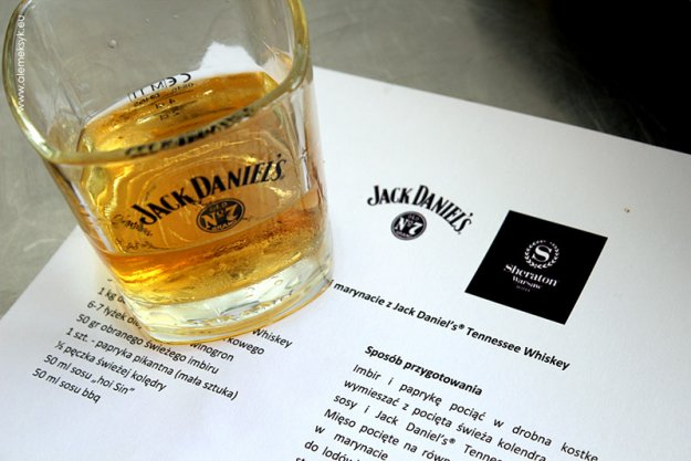 Grillowanie z Jack Daniel's® Tennessee Whiskey