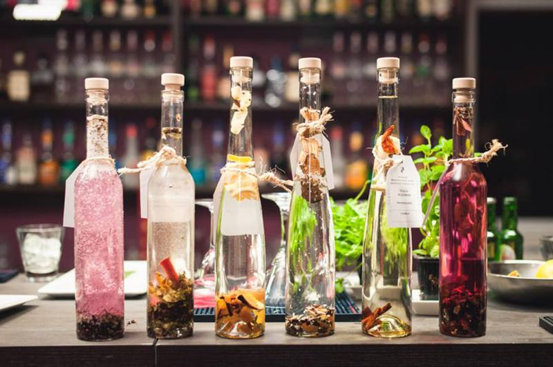 Nadaj smak wódce i tequili - czyli jak infuzować alkohole?