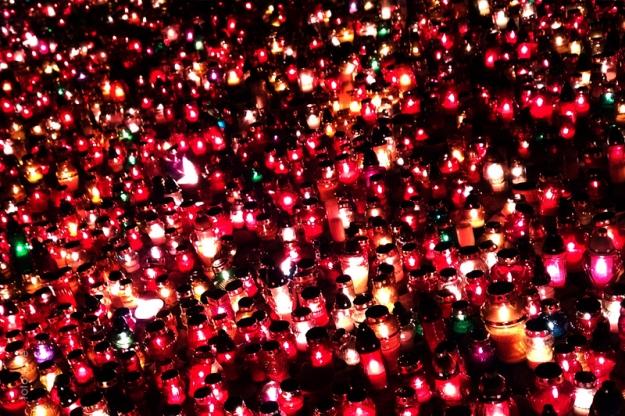 Kolorowe Święto Zmarłych