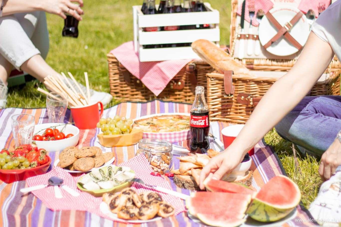 Plener pełną gębą - czyli jak mądrze i z głową przygotować piknik?