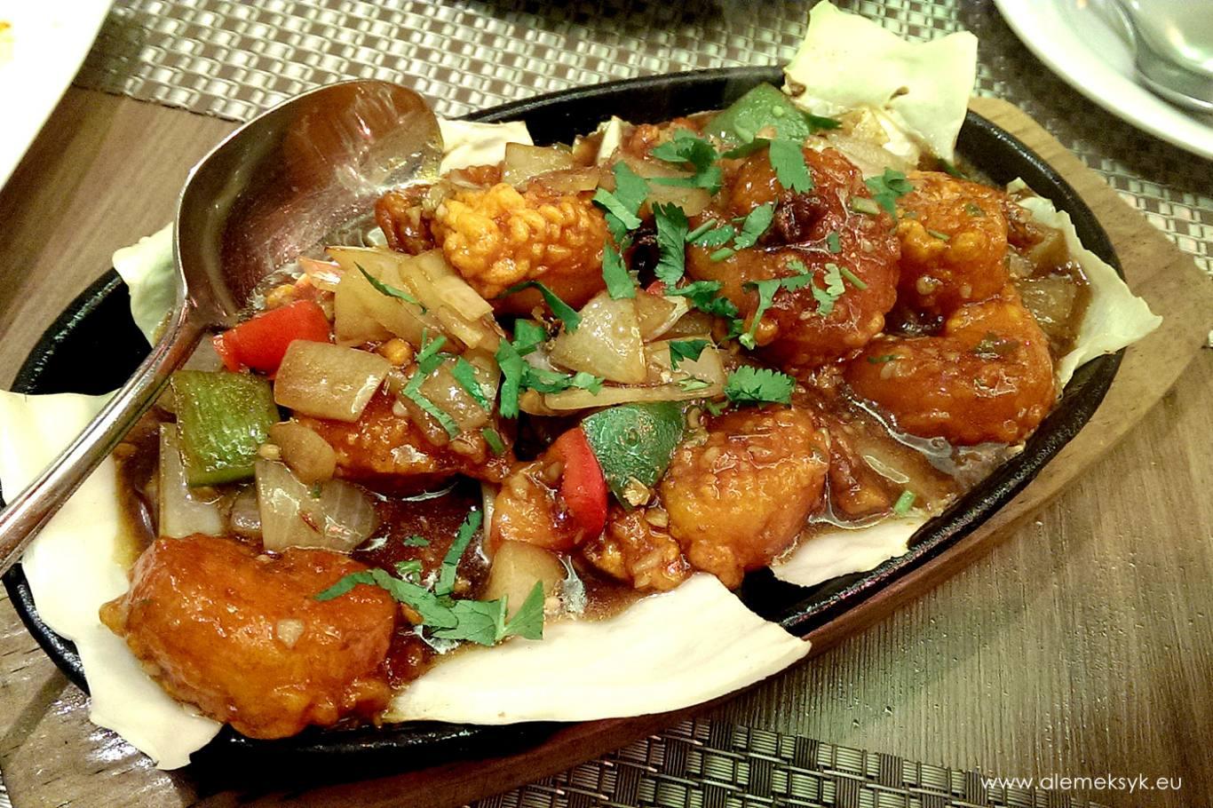 Saffron Spices Kuchnia Indyjska I Tajska W Wilanowie