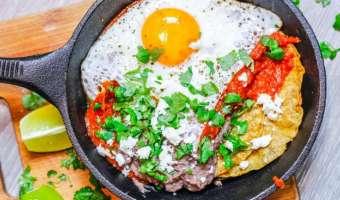 Huevos rancheros na śniadanie – przepis na idealny początek dnia