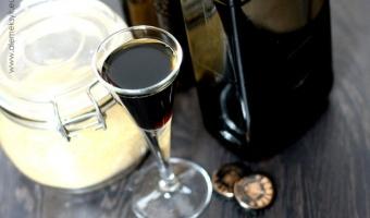 Porterówka - nalewka o smaku kukułek