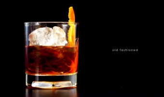 Drink Old Fashioned - barmański klasyk