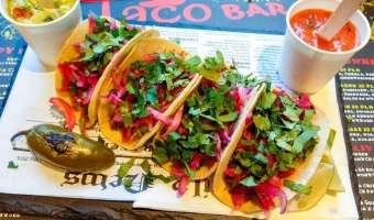 Taco Bar na warszawskiej Woli - miejsce z meksykańskim smakiem