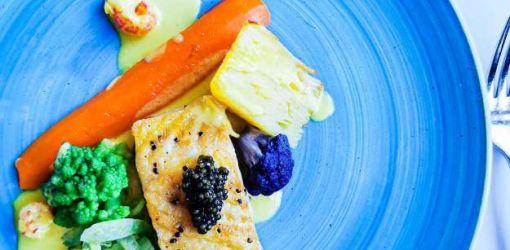 Restauracja Grand Blue w hotelu Sofitel - jakość i smak przy samej plaży w Sopocie