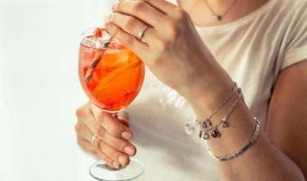 Drink z Martini Fiero i Prosecco - smak lata i cudowne orzeźwienie w najlepszym wydaniu