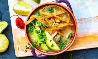 Meksykańska sopa de lima - kwaśna zupa limonkowa nie tylko na kaca