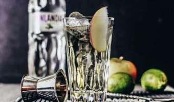 Z czym łączyć wódkę porzeczkową? Przepis na prosty drink z 3 składników