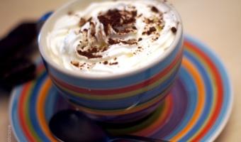Meksykańska kawa z likierem kawowym