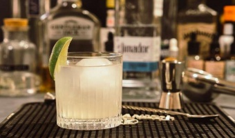 Tequila Collins - orzeźwiający drink na lato