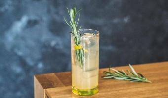 Pani Mirabelka - drink na ginie idealny na lato