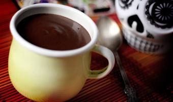 Meksykański napój kakaowy Atole