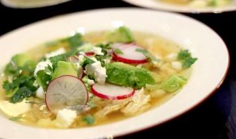 Zupa pozole - meksykańska klasyka