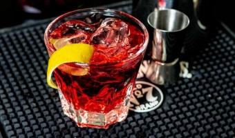 Martini Fiero, Finlandia grapefruitowa i tonik - drink stworzony do delektowania się smakiem i zapachem