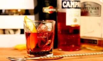 Negroni - klasyczny drink nieco inaczej