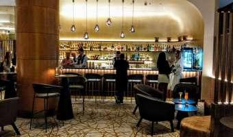 JP's Bar w The Westin Warsaw - nowy wystrój i nowa lokalizacja