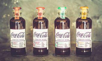 Coca-Cola Signature Mixers do zadań specjalnych - 4 oryginalne smaki w limitowanej edycji