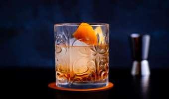 Tequila Old Fashioned - koktajlowy klasyk w wydaniu meksykańskim