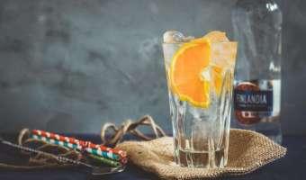 Fin & Tonic - orzeźwiający drink idealny na lato