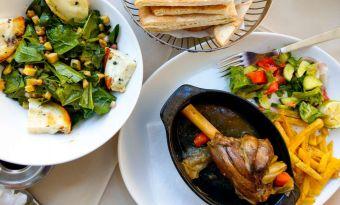 Pafos, Omodos, Pissouri, Polis - czyli gdzie zjeść i co zjeść na Cyprze?