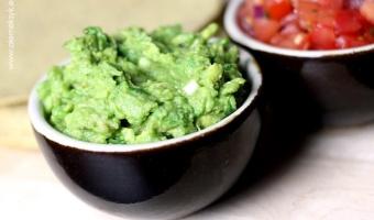 Jak zrobić prawdziwe meksykańskie guacamole?