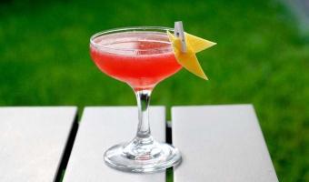 Siesta - drink z meksykańskim charakterem na bazie tequili i campari
