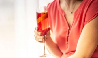 Martini Fiero i bąbelki - przepis na idealny włoski aperitif