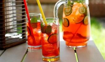 Prosty i pyszny poncz grapefruitowo-imbirowy na bazie Finlandia Vodka