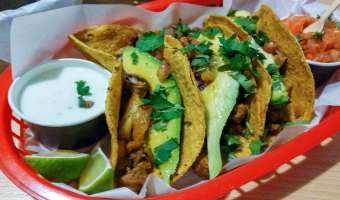Buenos Nachos - Czyli jak smakuje Meksyk na warszawskich Bielanach?